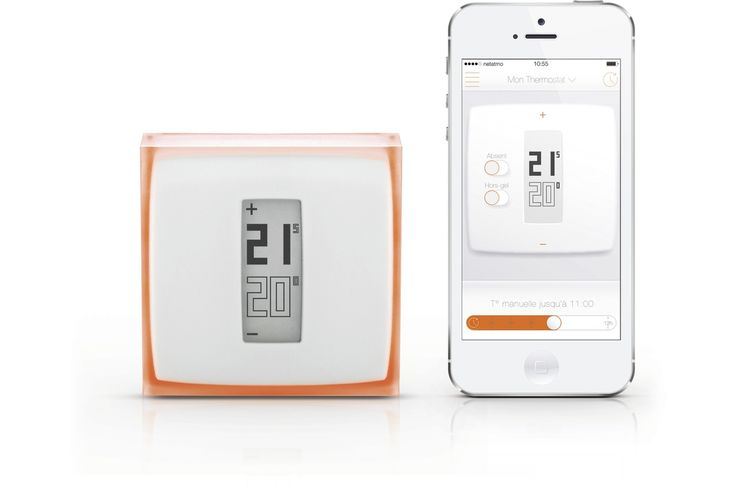 Thermostat connecté Netatmo THERMOSTAT