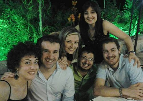 foto da parte della pastorale giovanile diocesana di caltagirone - italia