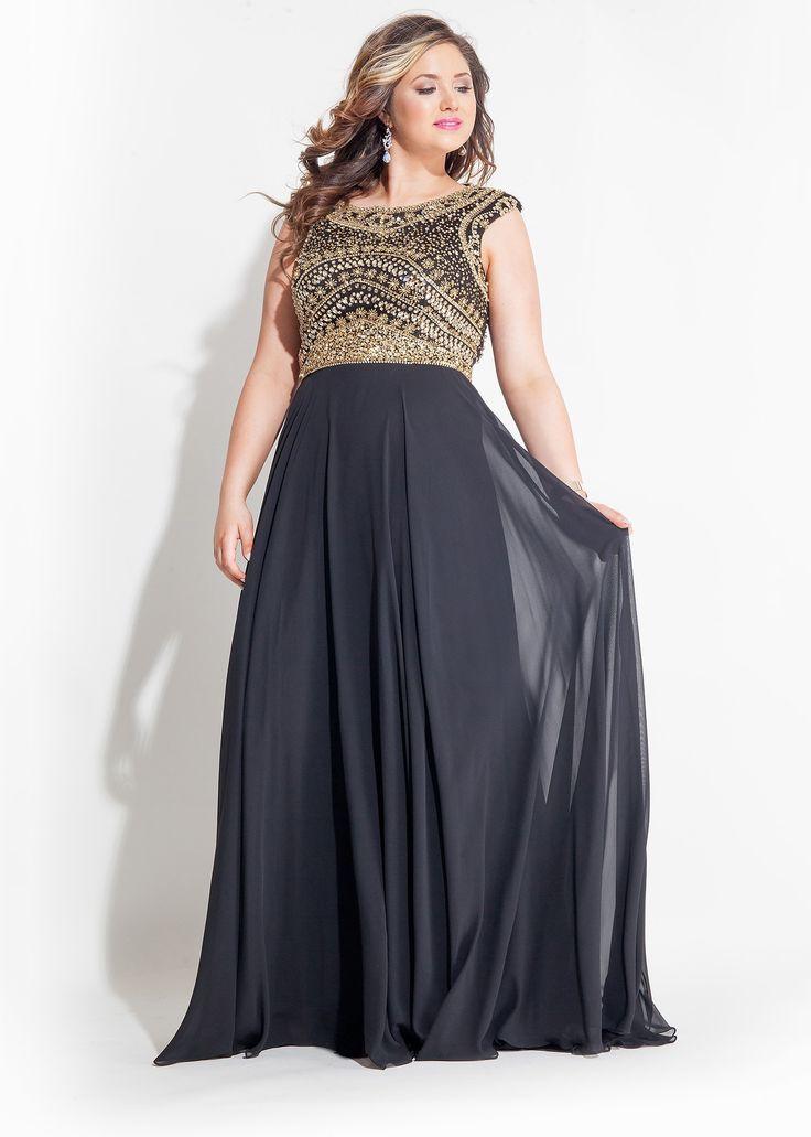 10  images about Plus Size Prom Dresses on Pinterest  Plus size ...