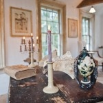 """One of the rooms that was renovated by Bronson Pinchot on his DIY program """"The Bronson Pinchot Project''."""