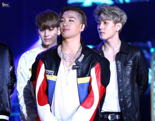 iKON Yunhyeong, Taeyang, & Donghyuk