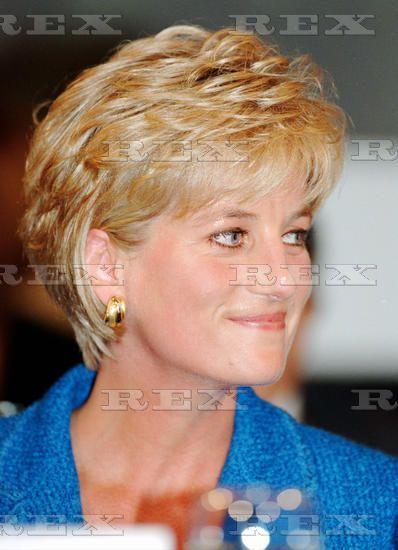 Diana in Rimini, Italy, 1996