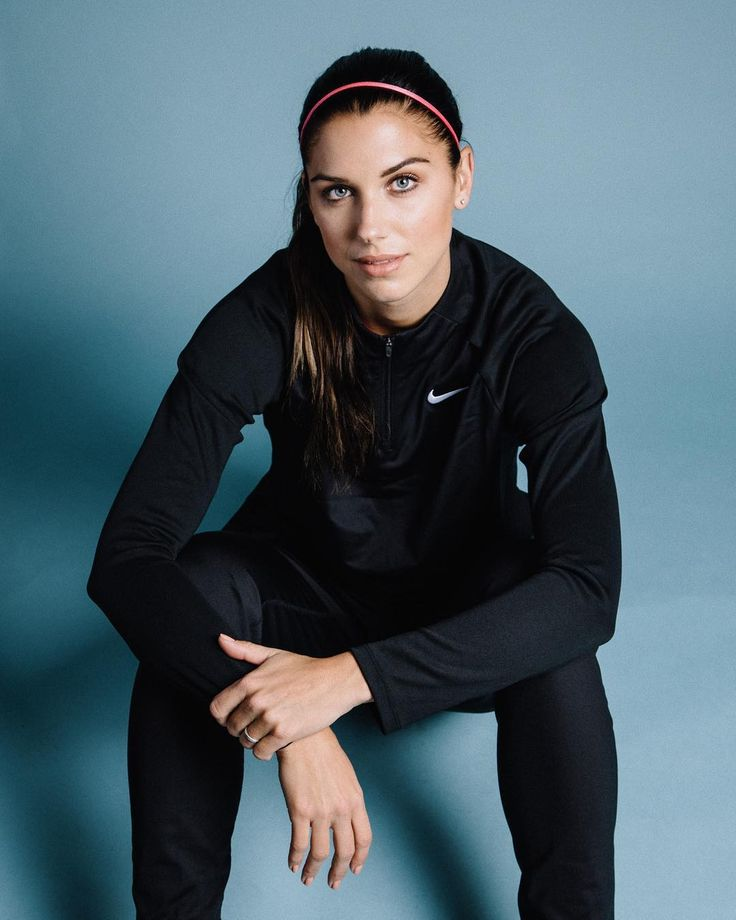 Alex Morgan || Soccerbible Issue 8 (2017)