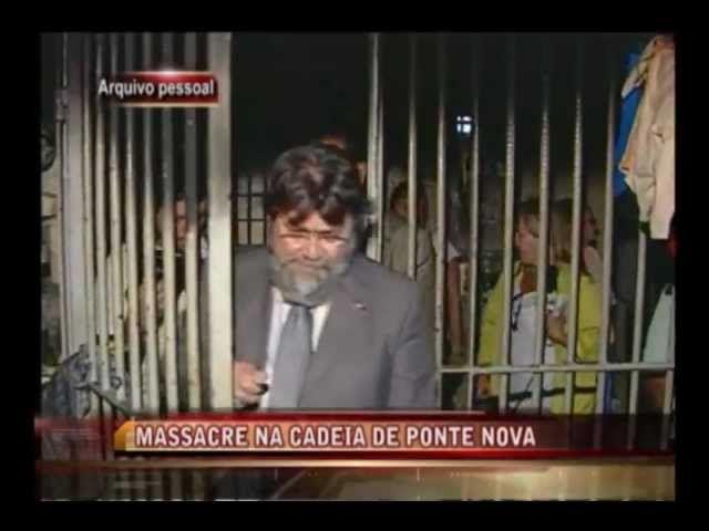 Massacre na Cadeia de Ponte Nova