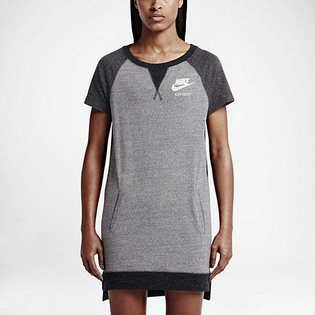 Γυναικείο φόρεμα Nike Gym Vintage Tee