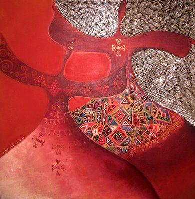 Sema au soleil-by Canan Berber