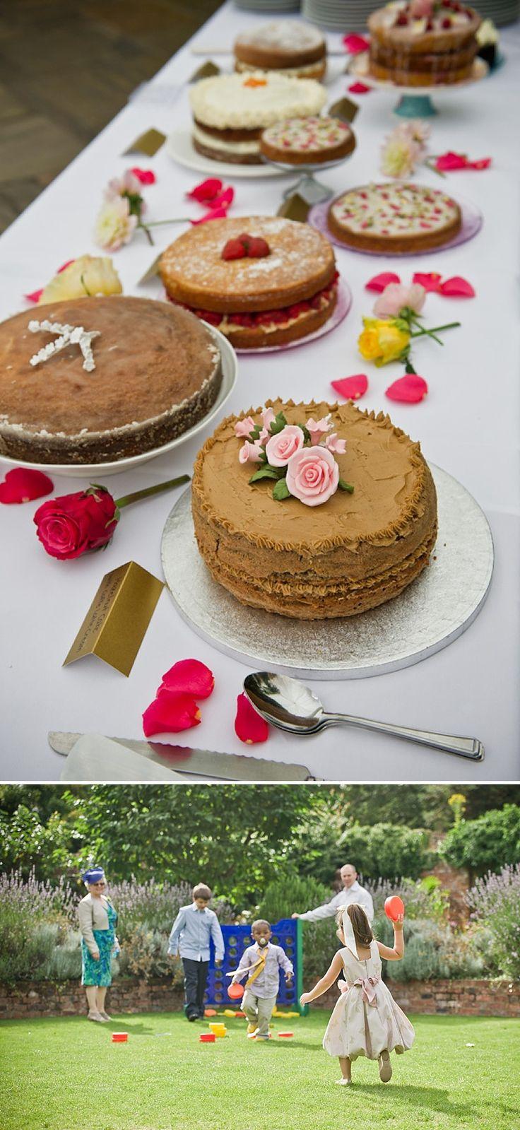 An English Wedding For The American Princess.