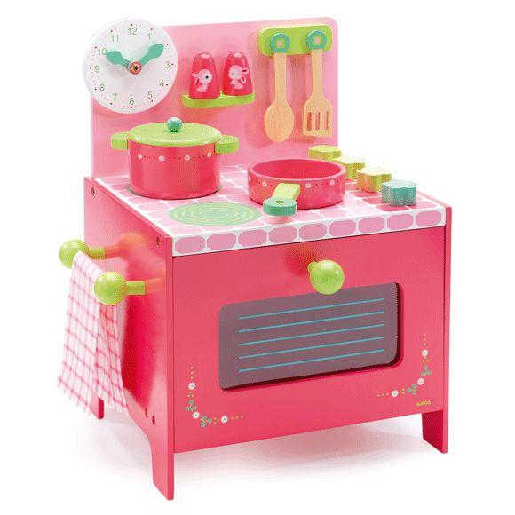 Lili Roze konyhája - Lili Rose's cooker Djeco 6508