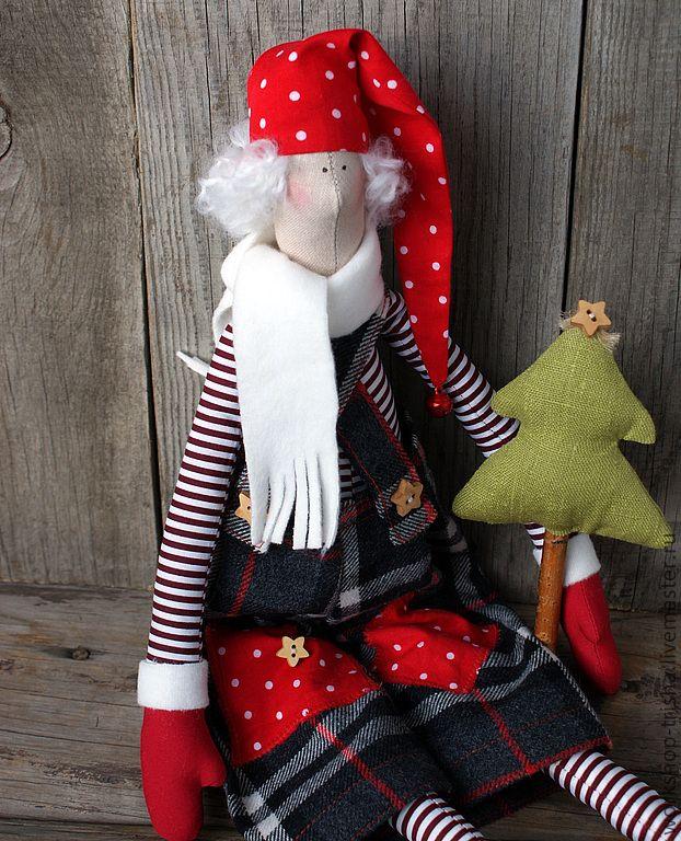Christmas gnome, гном, рождество