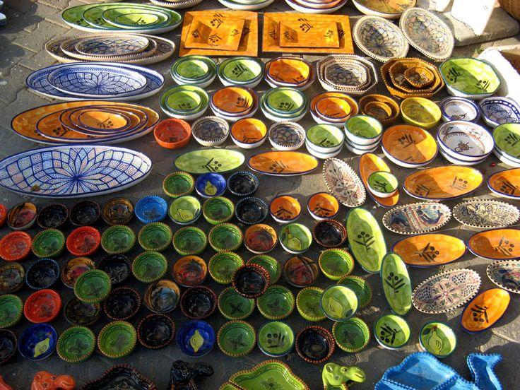 керамика Туниса