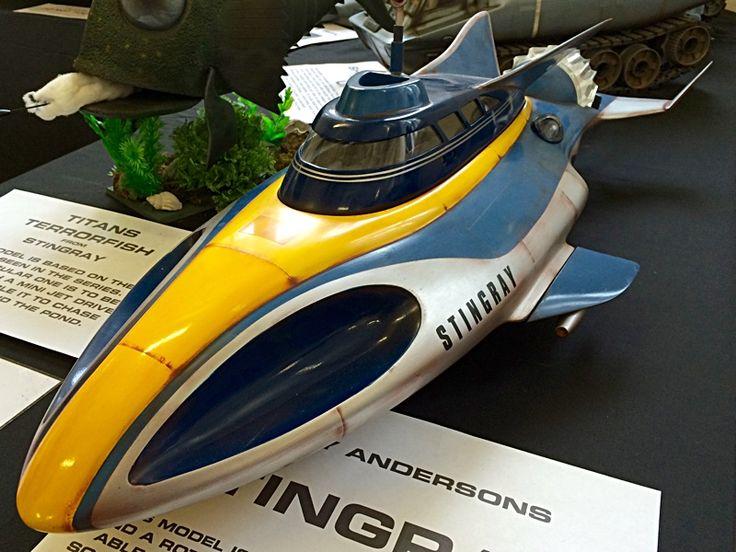 StingRay Submarine