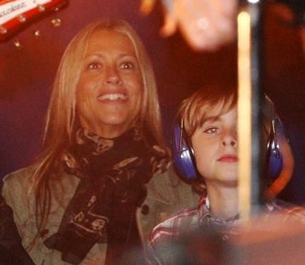 Nicole Appleton & Gene Appleton Gallagher