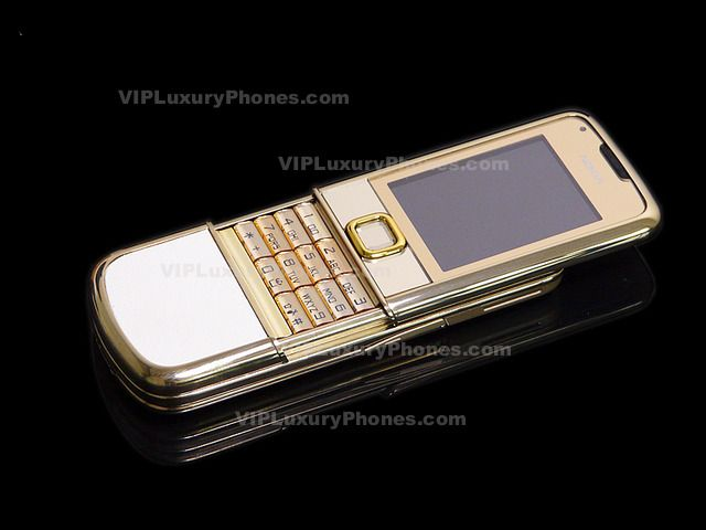 NOKIA Arte Gold Limited Mobile phone