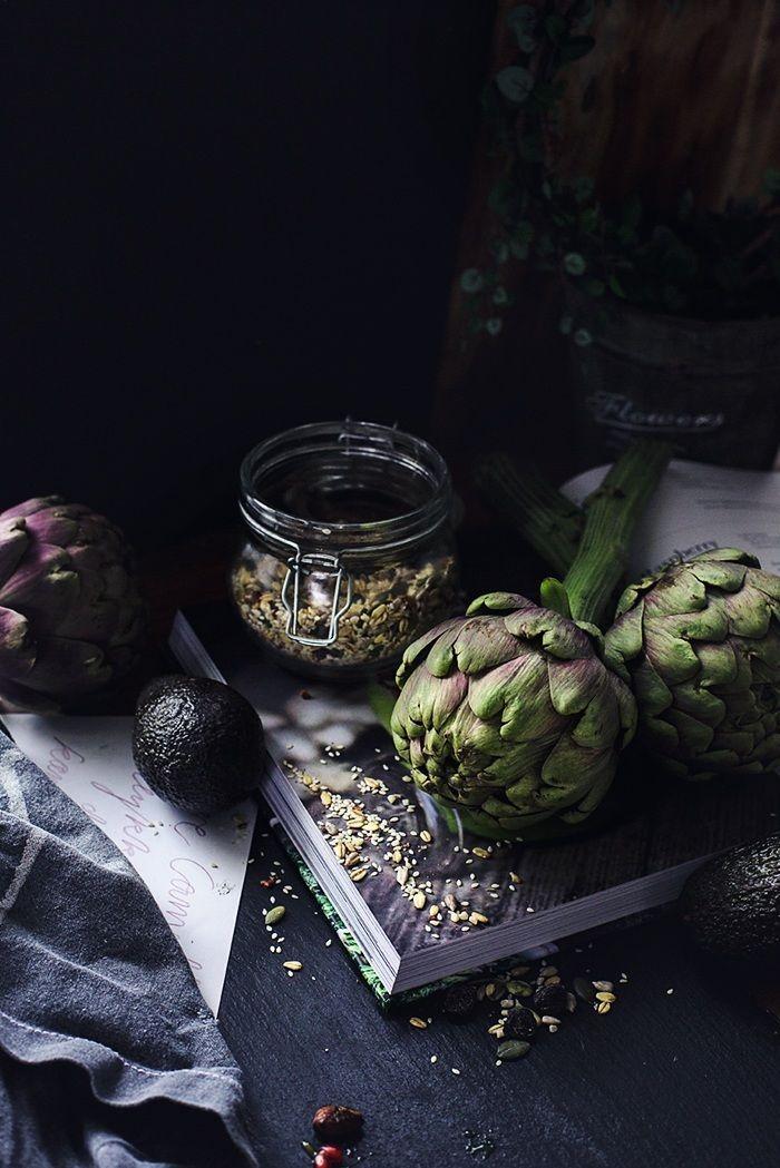 #Artichoke, #Artichokes, #Vegetable, #Vegetables, #Food, #Photography