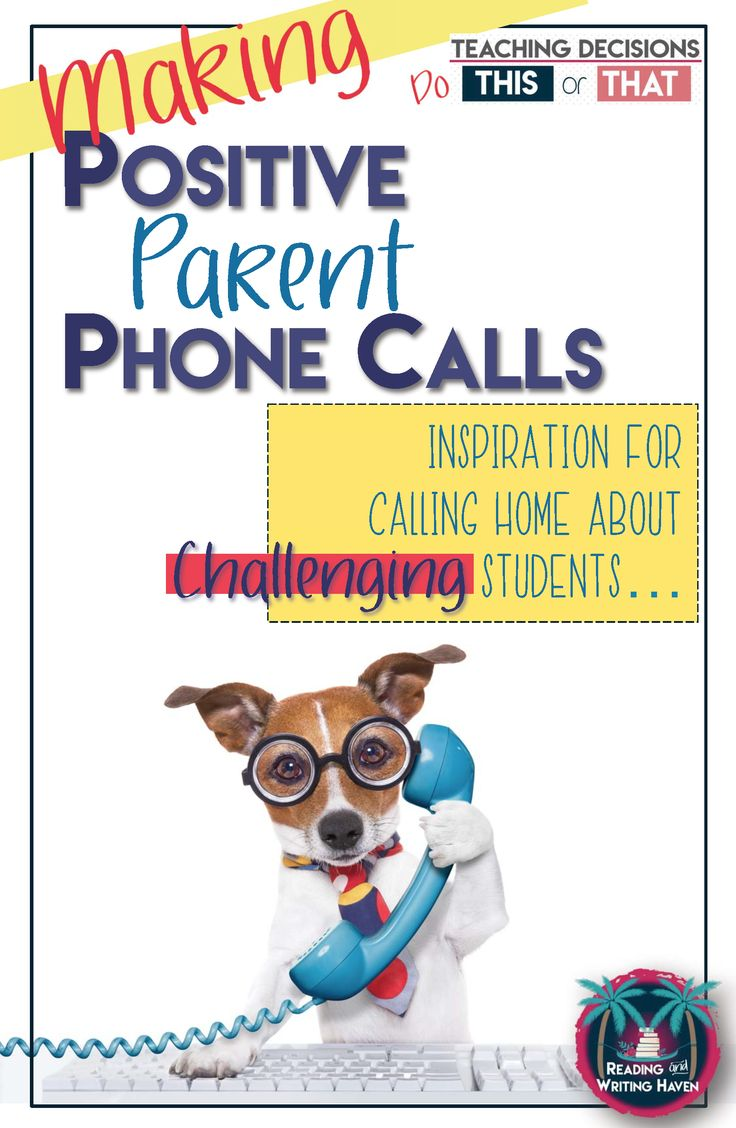 Learning how to make a parent phone call takes time. Both positive and negative contact purposes require finesse. In this post read about how to improve classroom management, classroom culture, and parent-teacher-student relationships through the power of
