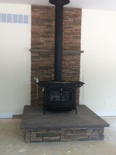 1000+ ideas about Wood Stove Surround on Pinterest | Log Burner ...