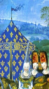 The Marriage of Catherine of Valois and Henry V of England in 1420