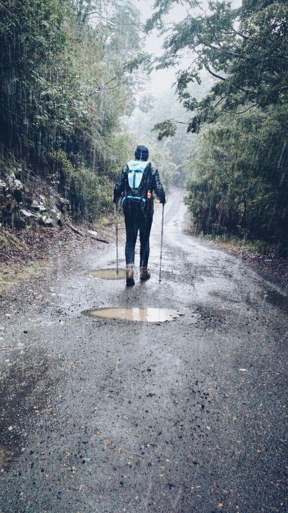 hiking huerquehue