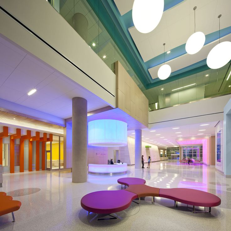 Galeria - Hospital Infantil Nemours / Stanley Beaman & Sears - 22