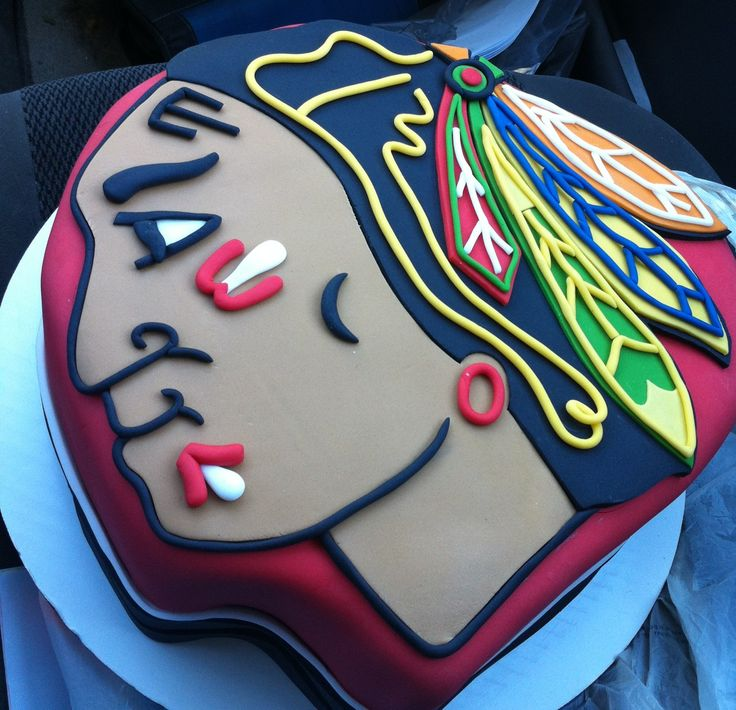 1000+ Images About Chicago Blackhawks Party Ideas On Pinterest