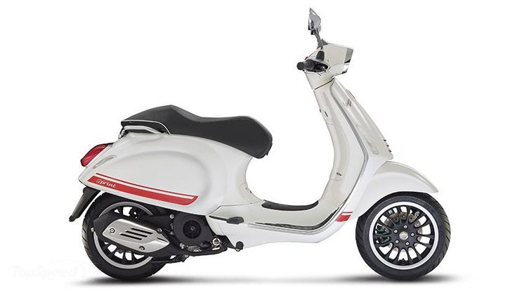 In light of that, it comes as no surprise that the 2016 Vespa Sprint 150 ABS…