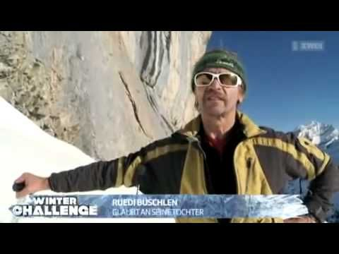 Climbing Winter Challenge 2013 in Switzerland