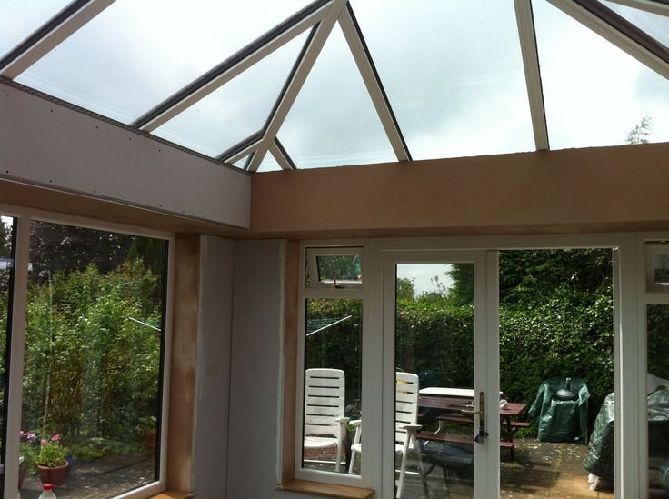 Spacious and airy conservatory. Great for family gatherings or relaxing. http://www.finesse-windows.co.uk/orangeries.php