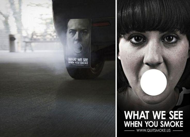 """2. """"Co widzimy, kiedy palisz..."""" (Stany Zjednoczone)."""