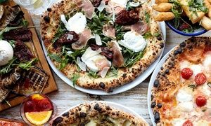 Groupon - Three-Course Italian Meal for Two or Four at Meridionale (Up to 62% Off) in London. Groupon deal price: £16