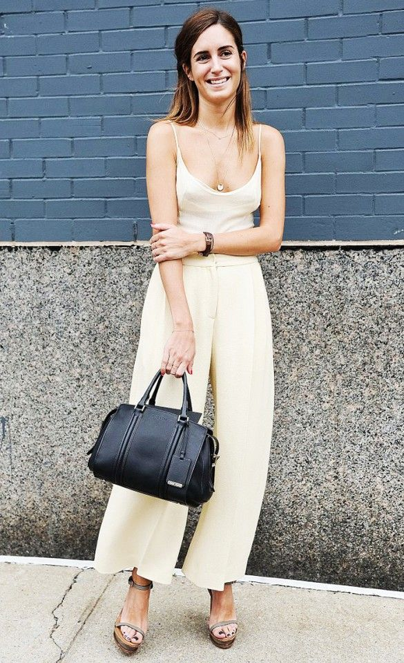5 Smart Ways to Dress for Humid Weather via @WhoWhatWear
