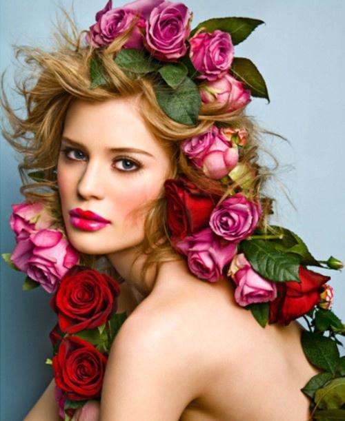 #pink #flowers #beauty