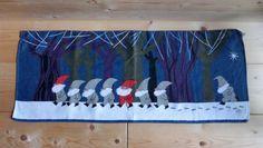 Tomteparaden  Jerry Roupe Schweden von Printenkind auf Etsy, €100.00