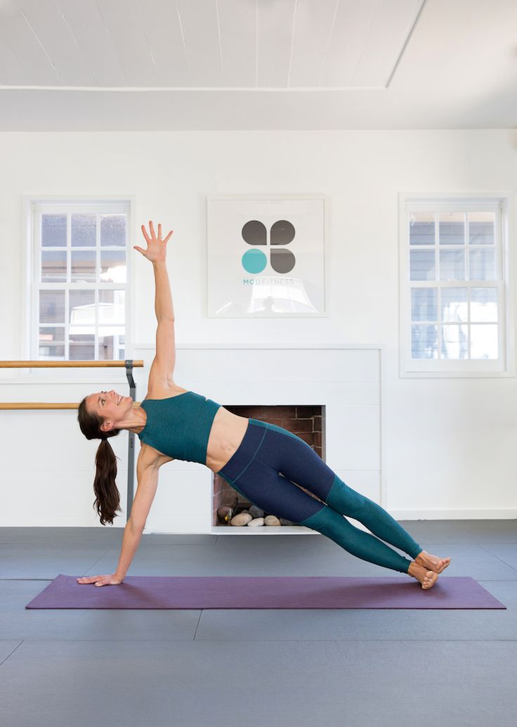 """When we think about setting""""yoga goals"""" for ourselves, they often revolve around achieving certain poses — arm balances, inversions, you know the """"fancy"""" ones. But how many of us striveto ...read more"""