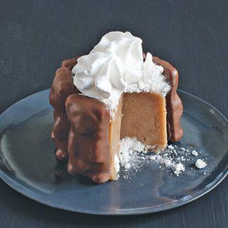 Charlottes à la crème de marrons ADORABLE!!..FACILE AVEC LES GUIMAUVES NOUNOURS CEMOI!!…