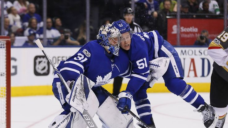 Frederik Gauthier is back with the Leafs.