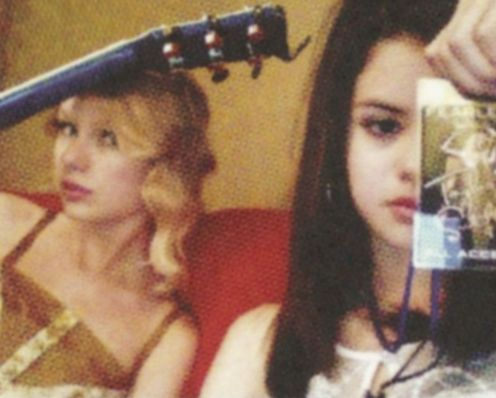 taylor swift rare pictures | Rare Picture: Selena Gomez And Taylor Swift! — Selena Gomez Fansite