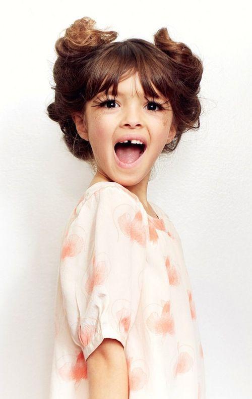 #hair #flower #girl