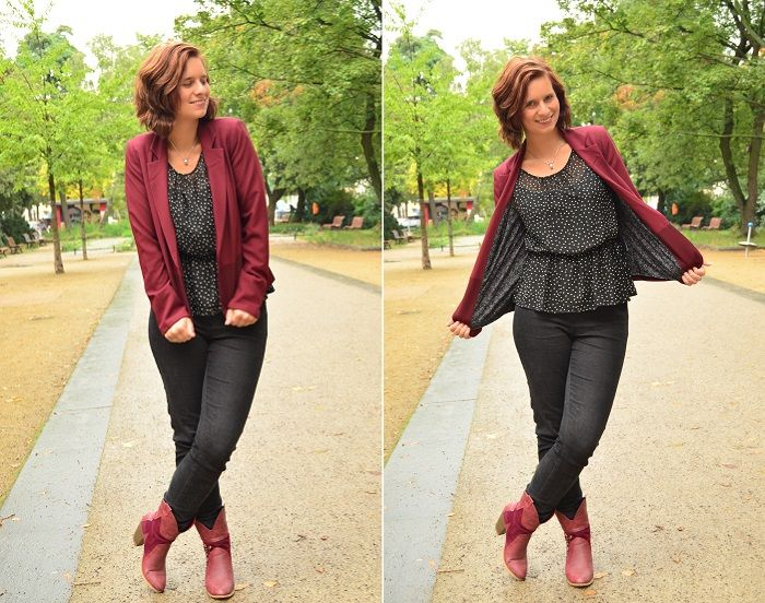 Outfit_Outfitpost_Fashion_Fashionbloggerin_Fashionblog_Fashionbloggerin aus Berlin_Annanikabu_roter Balzer_H&M_Westernstiefel_Cowboystiefel_coole Stiefel_rote Stiefel_Collage