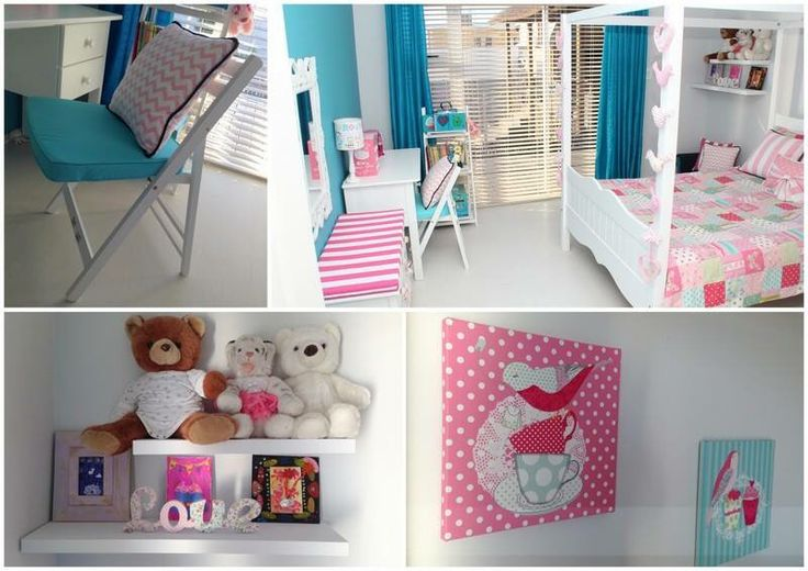 Gilrs room redecoration project