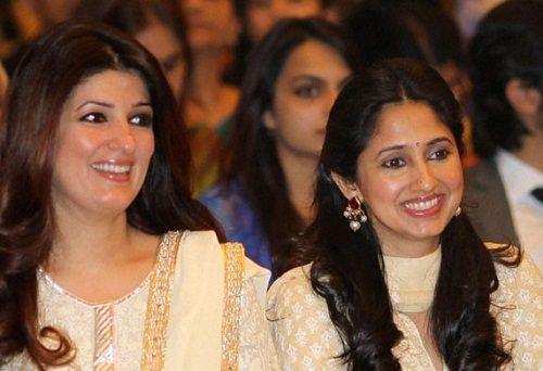 Twinkle Khanna younger sister Rinke Khanna