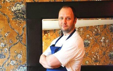 Chef Simon Rogan on kitchen gadgets