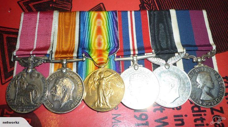 BEM WW1 and WW2 + LSGC to RNZAF : BidBud