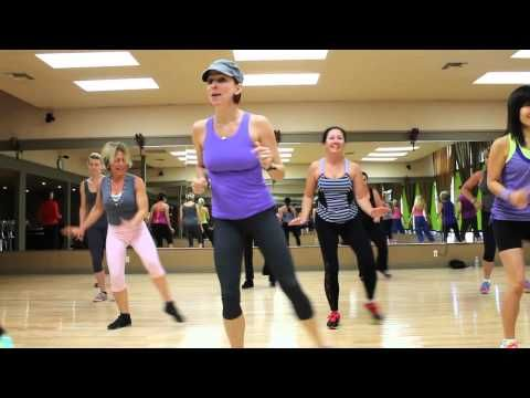 """Sara Bareilles """"Brave"""" Zumba Workout"""