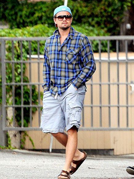 He's still good lookin - Leo DiCaprio