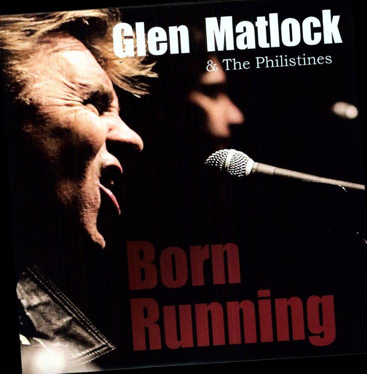 Glen Matlock - Born Running, Grey