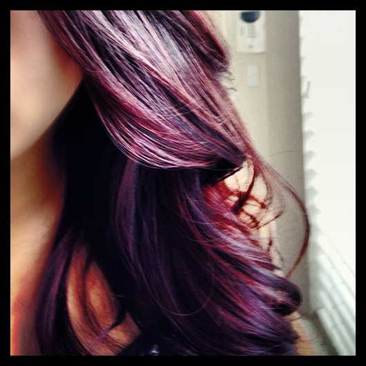 the new hair colour trends for fall 2014 2015 hairstyle ideas