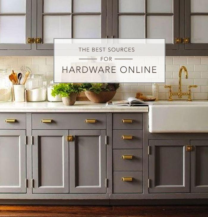 Best 25+ Gold kitchen hardware ideas on Pinterest | Gold ...