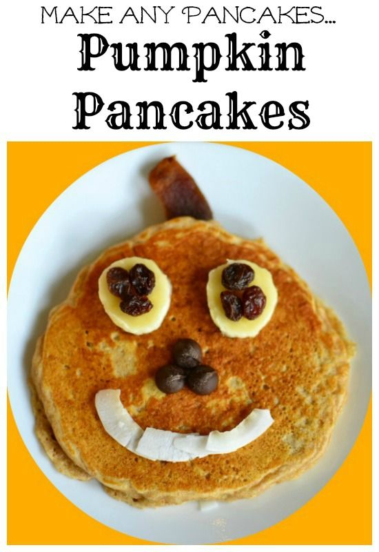 recipe: food network pumpkin pancakes [34]
