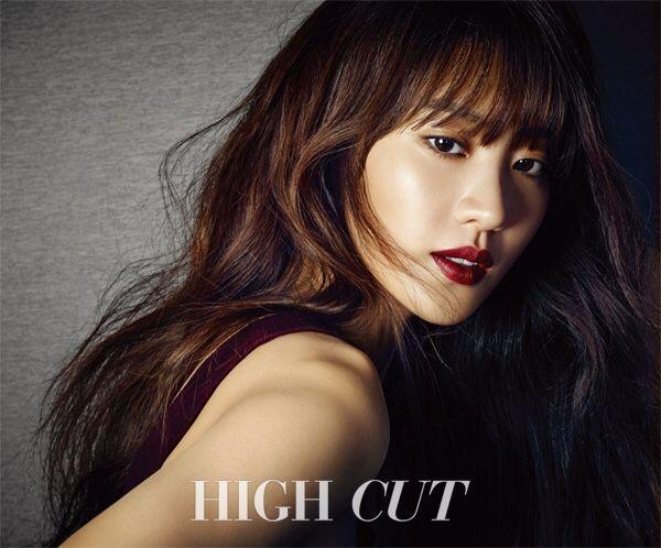Style Korea: The Art of Korean Fashion • Claudia Kim for High Cut Korea Vol. 163....