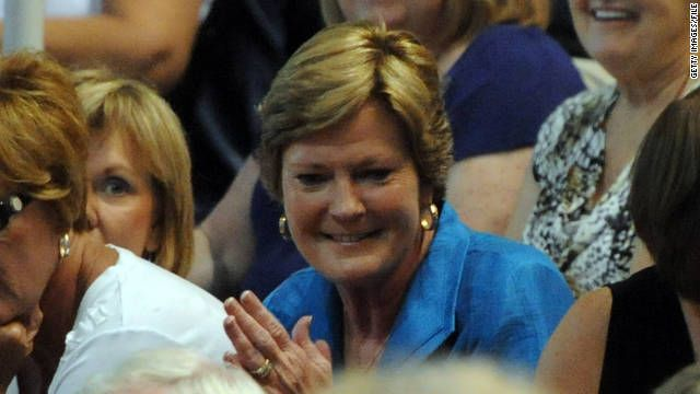 Pat Summitt, the all-time winningest major college basketball coach, says in an affidavit filed Thursday that she felt forced out as head coach of the Tennessee women's team after her diagnosis with early-onset Alzheimer's. - http://www.PaulFDavis.com health coach to cure Alzheimer's and remove brain parasites (info@PaulFDavis.com)
